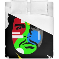 Che Guevara Duvet Cover (california King Size) by Valentinaart