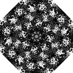 Pattern Hook Handle Umbrellas (medium) by Valentinaart