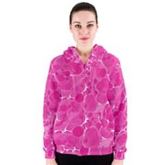 Pattern Women s Zipper Hoodie by Valentinaart