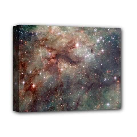 Tarantula Nebula Deluxe Canvas 14  X 11  by SpaceShop