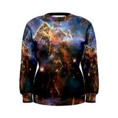 Pillar And Jets Women s Sweatshirt by SpaceShop
