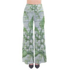 On Wood May Lily Of The Valley Pants