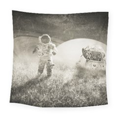 Astronaut Space Travel Space Square Tapestry (large) by Simbadda