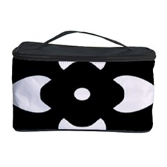 Pattern Background Cosmetic Storage Case by Simbadda