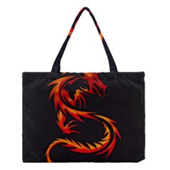 Dragon Medium Tote Bag by Simbadda