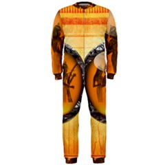 Maps Egypt OnePiece Jumpsuit (Men)  by Simbadda