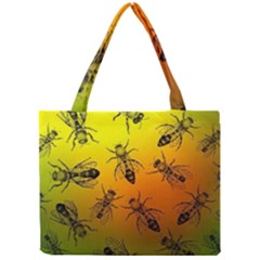 Insect Pattern Mini Tote Bag by Simbadda