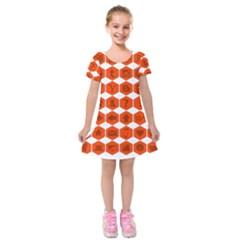 Icon Library Web Icons Internet Social Networks Kids  Short Sleeve Velvet Dress