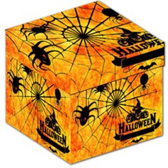 Halloween Weird  Surreal Atmosphere Storage Stool 12   by Simbadda