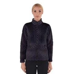 Distorted Net Pattern Winterwear by Simbadda