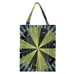 Fractal Ball Classic Tote Bag by Simbadda