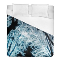 Fractal Forest Duvet Cover (full/ Double Size) by Simbadda