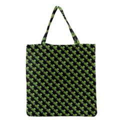 St Patrick S Day Background Grocery Tote Bag by Simbadda