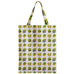St Patrick S Day Background Symbols Classic Tote Bag by Simbadda