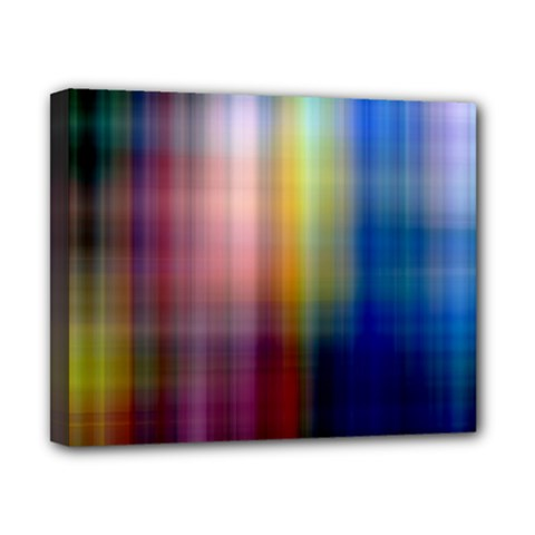 Colorful Abstract Background Canvas 10  X 8  by Simbadda