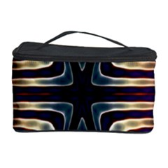 Colorful Seamless Vibrant Pattern Cosmetic Storage Case by Simbadda