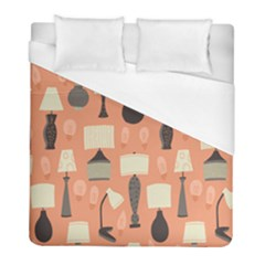 Lamps Duvet Cover (full/ Double Size) by Alisyart