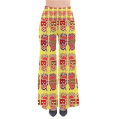 Funny Faces Pants by Amaryn4rt