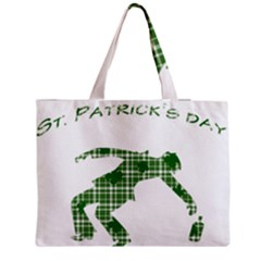 St. Patrick s day Medium Zipper Tote Bag by Valentinaart