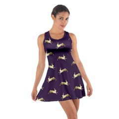 Running Hare Cotton Racerback Dress by ChihuahuaShower
