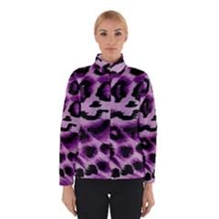 Background Fabric Animal Motifs Lilac Winterwear by Amaryn4rt