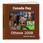 Ottawa - 8x8 Photo Book (30 pages)