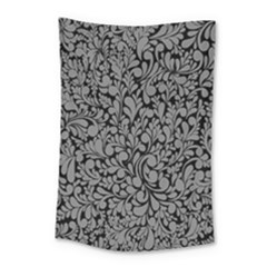 Pattern Small Tapestry by Valentinaart