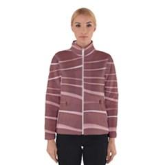Lines Swinging Texture Background Winterwear by Amaryn4rt