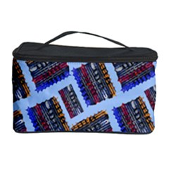 Abstract Pattern Seamless Artwork Cosmetic Storage Case by Amaryn4rt