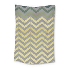 Abstract Vintage Lines Small Tapestry by Amaryn4rt