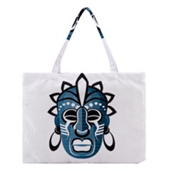 Mask Medium Tote Bag by Valentinaart