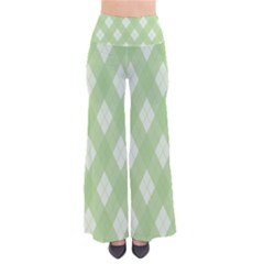 Plaid Pattern Pants by Valentinaart