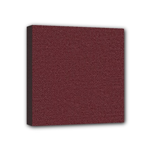 Seamless Texture Tileable Book Mini Canvas 4  X 4  by Simbadda