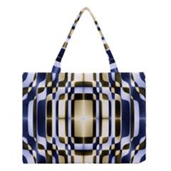 Colorful Seamless Pattern Vibrant Pattern Medium Tote Bag by Simbadda