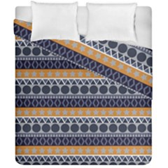 Seamless Abstract Elegant Background Pattern Duvet Cover Double Side (california King Size) by Simbadda