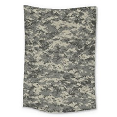 Us Army Digital Camouflage Pattern Large Tapestry