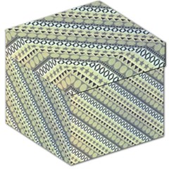 Abstract Seamless Background Pattern Storage Stool 12
