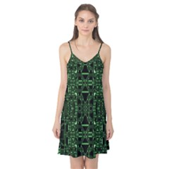 An Overly Large Geometric Representation Of A Circuit Board Camis Nightgown