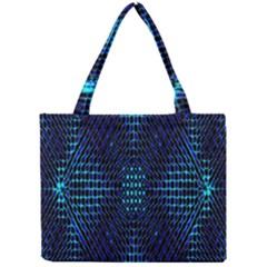 Vibrant Pattern Colorful Seamless Pattern Mini Tote Bag by Simbadda