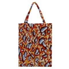 Pebble Painting Classic Tote Bag by Simbadda