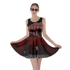 Black Lodge 1 Skater Dress by theCHOIR