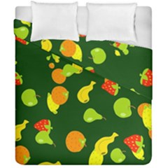 Seamless Tile Background Abstract Duvet Cover Double Side (california King Size) by Simbadda