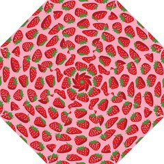 Fruit Strawbery Red Sweet Fres Folding Umbrellas by Alisyart