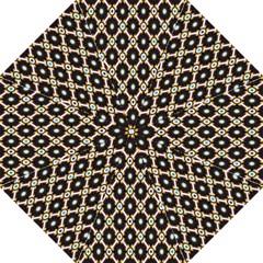 Flower Floral Line Star Sunflower Straight Umbrellas by Alisyart