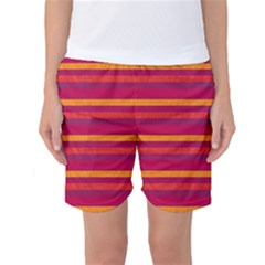 Lines Women s Basketball Shorts by Valentinaart