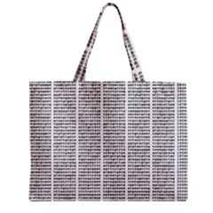 Methods Compositions Detection Of Microorganisms Cells Zipper Mini Tote Bag by Alisyart