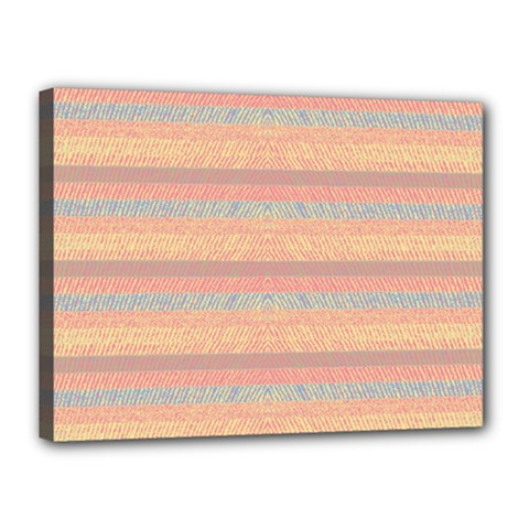 Lines Canvas 16  X 12  by Valentinaart