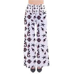 Seahorse Pattern Pants by Valentinaart