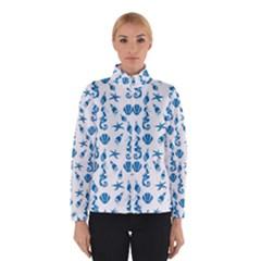 Seahorse Pattern Winterwear by Valentinaart
