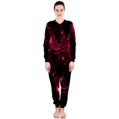 Picture Of Love In Magenta Declaration Of Love Onepiece Jumpsuit (ladies)